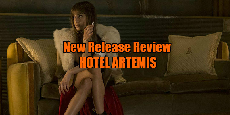 HOTEL ARTEMIS review