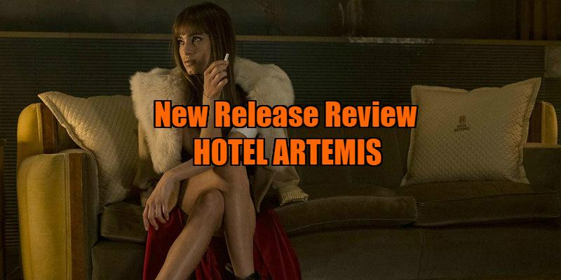 HOTEL ARTEMIS review