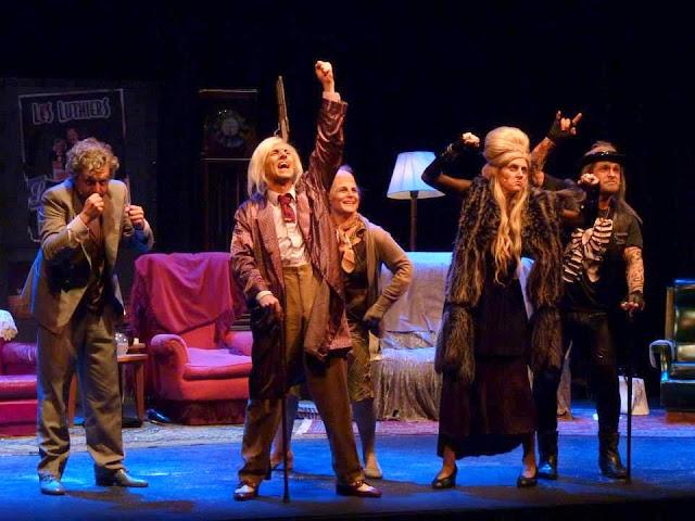 Regresa FOREVER YOUNG el musical al Teatro Picadero