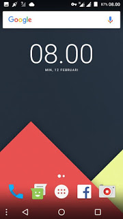 Update ROM Moke OS Andromax A 1