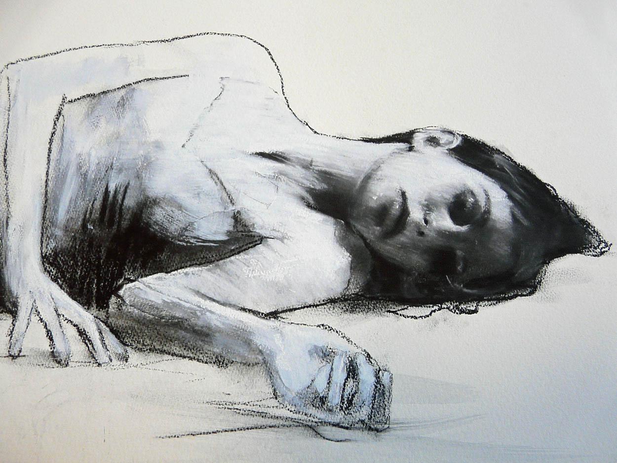 Famoso L'arte contemporanea figurativa di Mark Demsteader | ARC ART blog  PC71