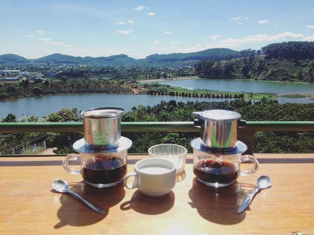 Phát mê với những quán cà phê đậm chất sống ảo ở Đà Lạt