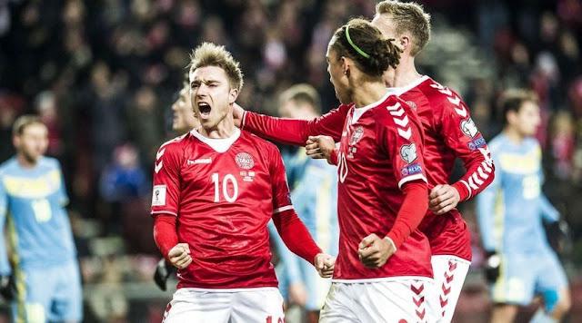 Prediksi Armenia vs Denmark