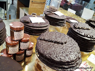Stand chocolate Eataly
