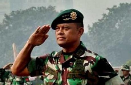 Jenderal Gatot Ajak Umat Islam Jaga Gereja Saat Natal