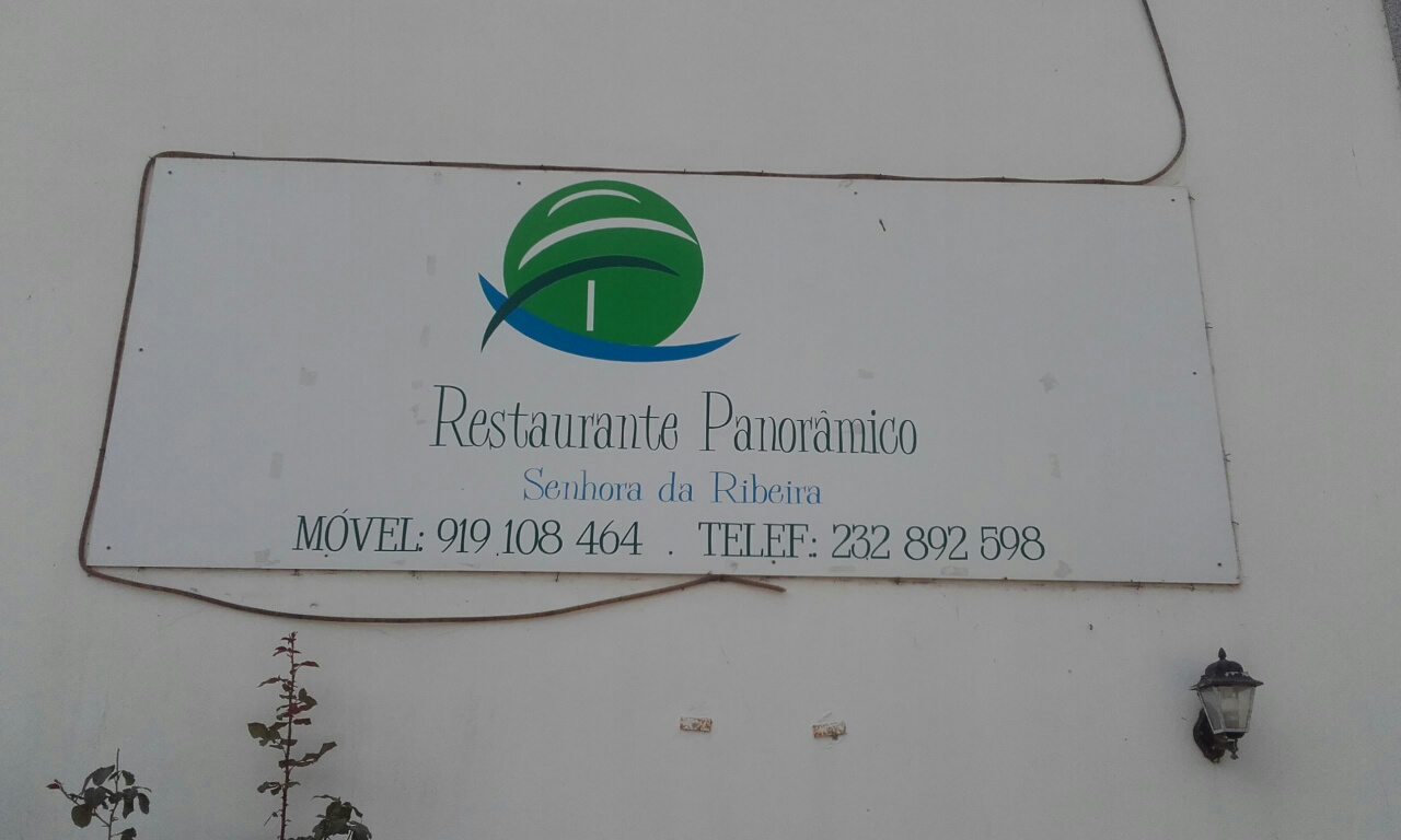 Logo restaurante panorâmico