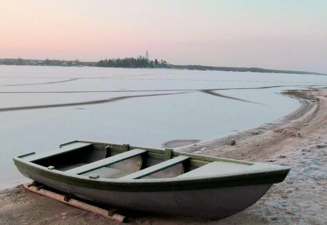 комбинированная лодка