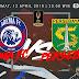 Prediksi Arema FC Vs Persebaya Surabaya, Jumat 12 April 2019 Pukul 20.00 WIB @ Indosiar