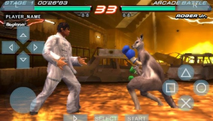 Game Terken 6 PPSSPP Iso Android