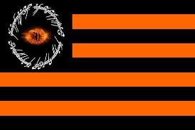 Risultati immagini per flag of mordor
