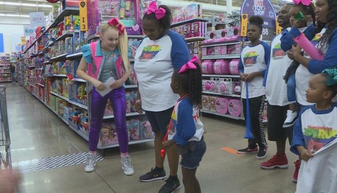 Toy Children Carts Shopping