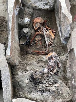 Ρώσοι αρχαιολόγοι βρίσκουν «μούμια» ηλικίας 2.000 ετών
