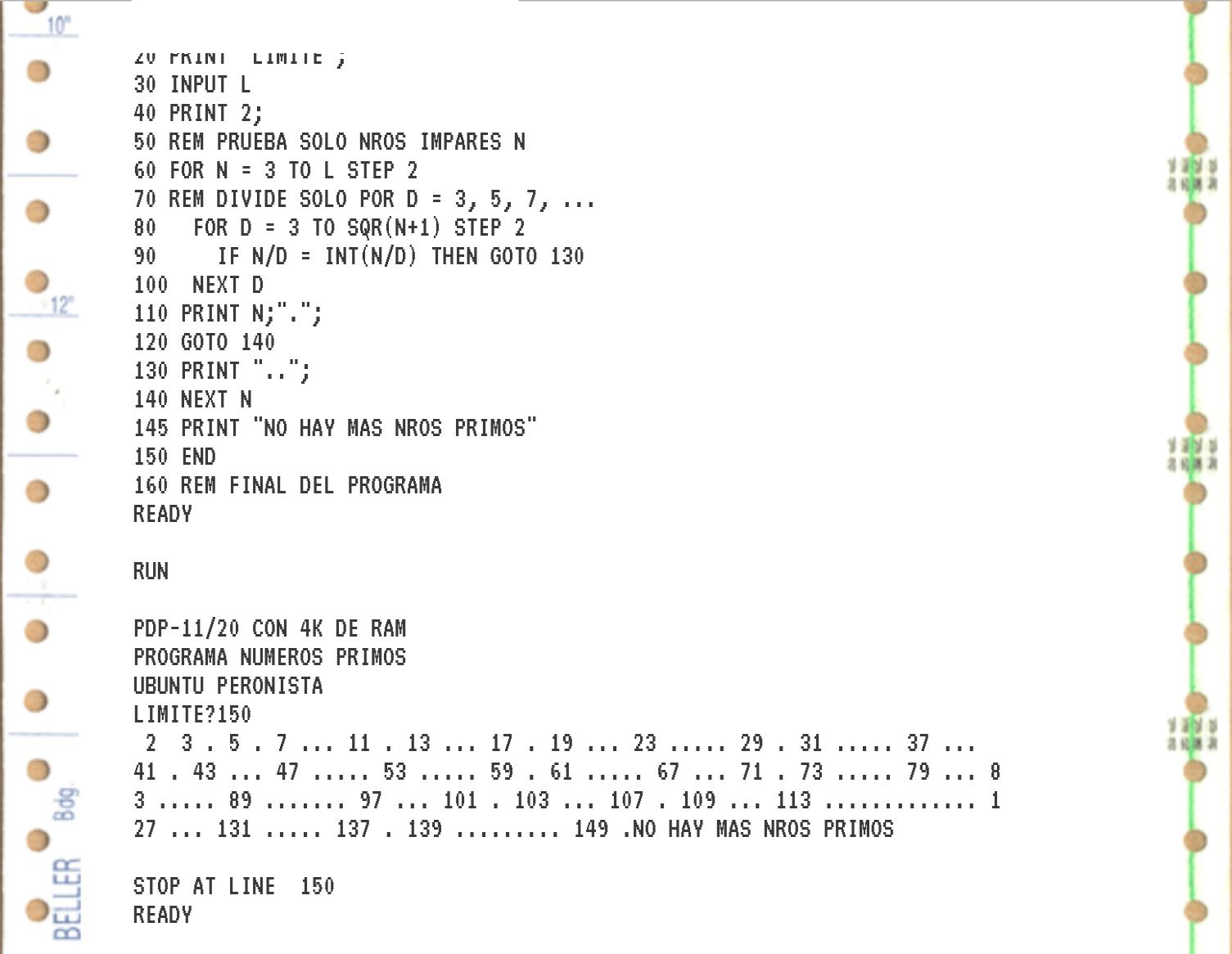 Ubuntu Peronista: ¿Cómo emulo el panel de una DEC PDP-8/I y