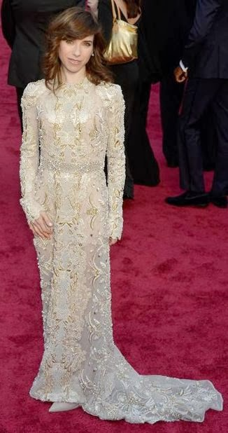 Cate+Blanchett+in+Armani Looks Óscares 2014