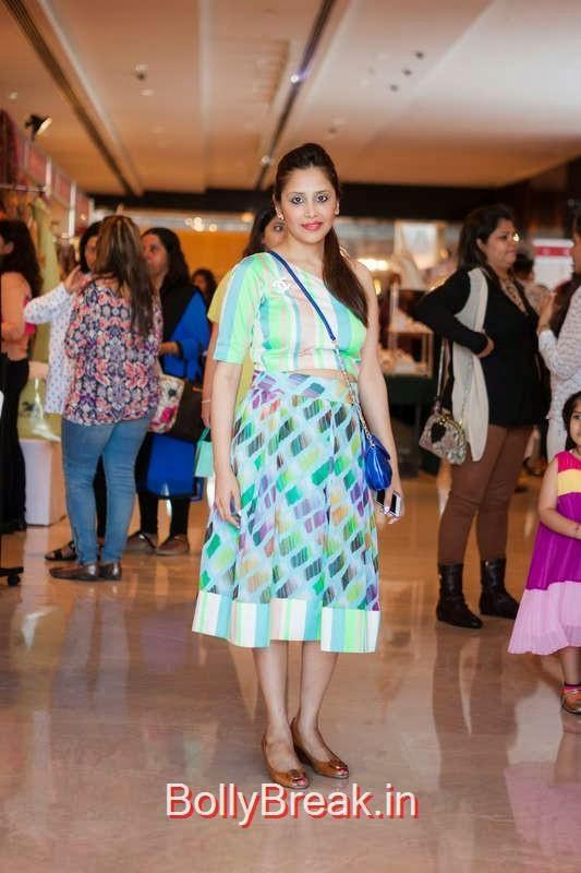 Vanita Bhatia, Nishka Lulla Hot Pics At Designer Nishka Lulla Snapped at DIVAlicious