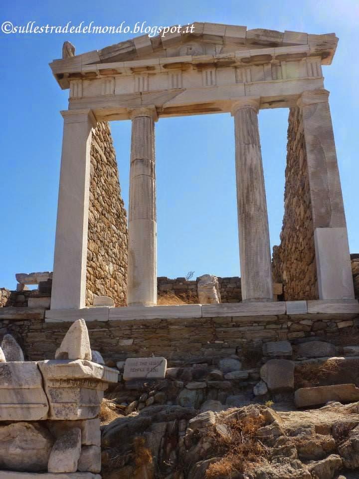 Tempio di Isis Delos