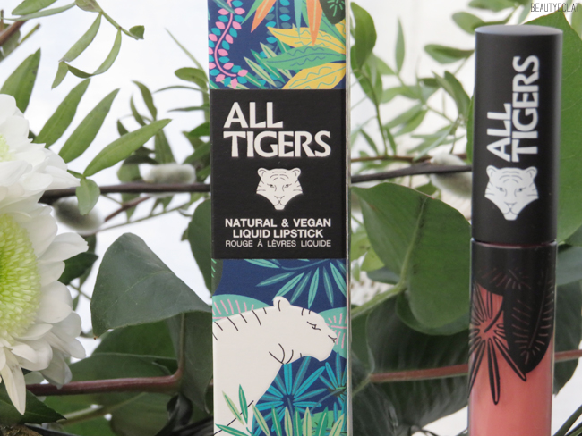 avis all tigers rouge a levres green vegan packaging