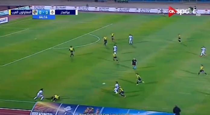 ملخص واهداف  مباراة الاهرام والمقاولون العرب1 - 0 الاحد 24-02-2019 الدوري المصري