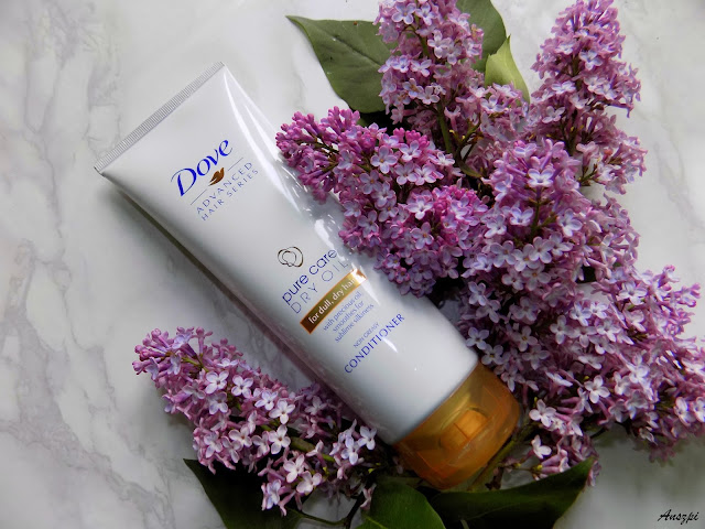 Odżywka Pure Care Dry Oil, Dove