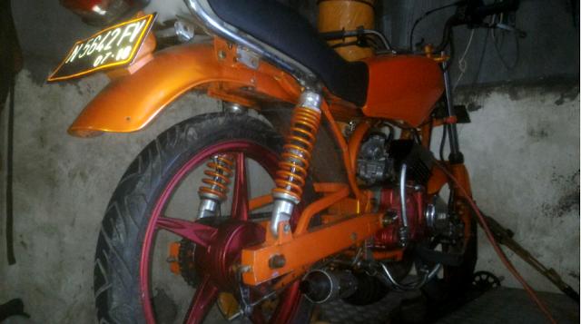 rx king porting kipas bagi  suka motor njengat
