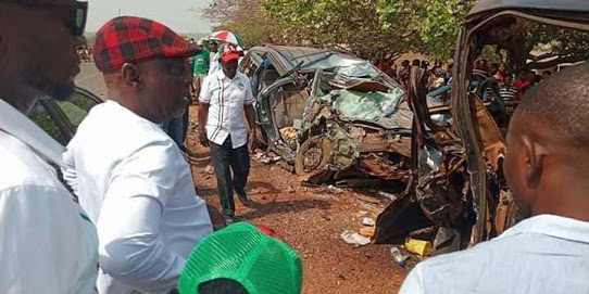 Former Minister Involved In Mysterious Accident, Many Dead