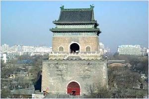 หอระฆังกรุงปักกิ่ง (Bell Tower)