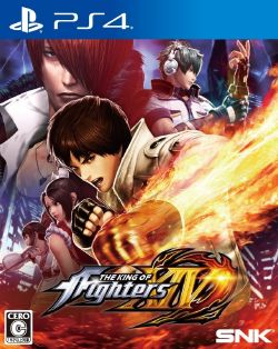 The King of Fighters XIV PS4 [PKG] Oyun İndir [Multi]