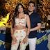 Tata Becerra, esposa de Peter Manjarrés, responde a quienes le critican su figura después del embarazo