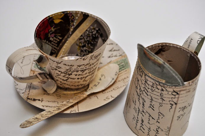 07-Cup-and-Jug-Jennifer-Collier-Stitched-Paper-Sculptures-www-designstack-co