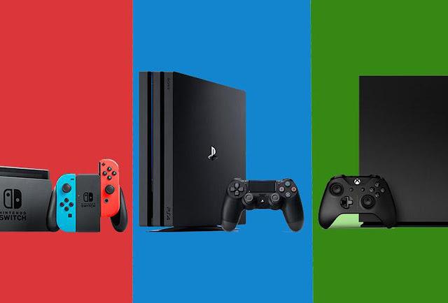 مبيعات أجهزة الألعاب للأسبوع الماضي و قفزة نوعية يحقق جهاز PS4، إليكم القائمة ..