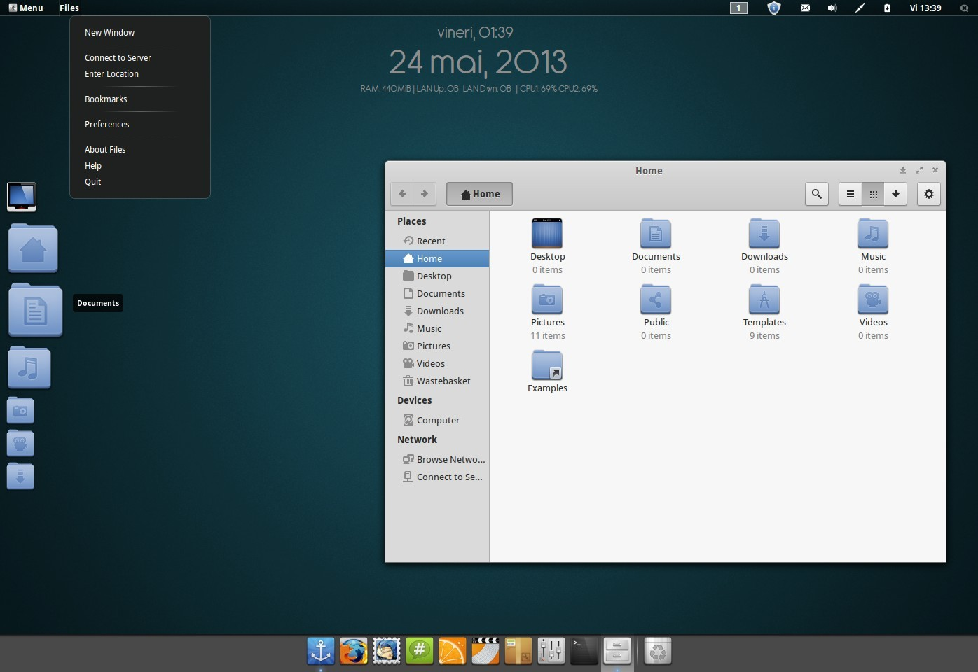 Pinguy OS 13 04 (Final, Yet Beta) Released With GNOME 3 8