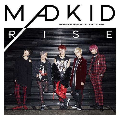 "MADKID - RISE ""Tate no Yuusha"" Opening (Lyrics + Terjemah) album art"