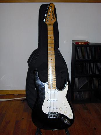 Washburn Mercury Original Wiring Diagram | Guitar