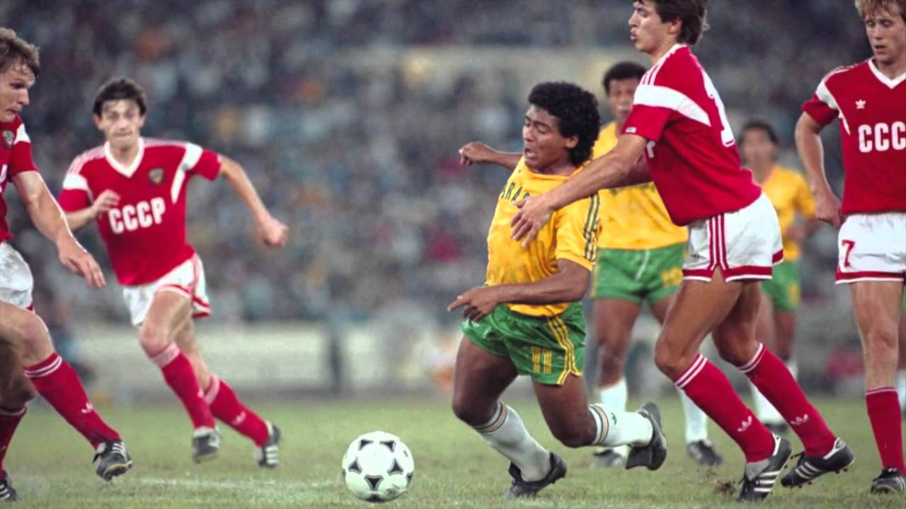 Os gols de Romário nas Olimpíadas de Seul 1988 ~ O Curioso do Futebol 45fb942b7864b