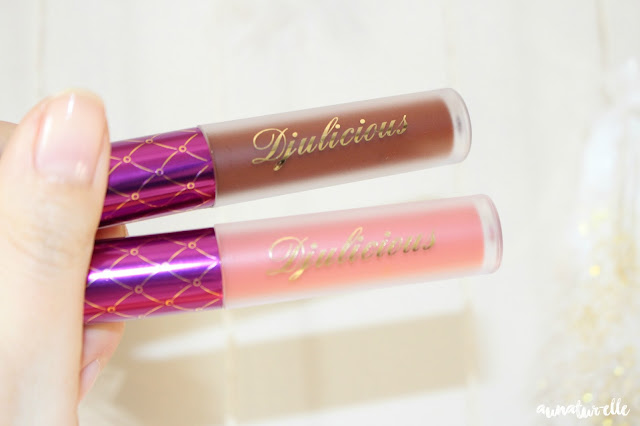Dulcematte by Djulicious, Knoetzie : avis & swatchs