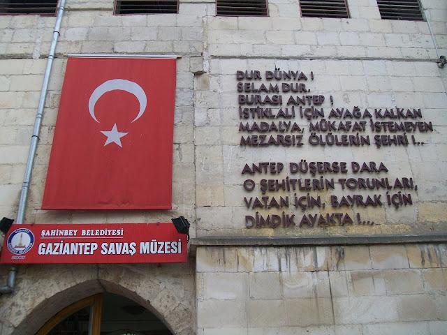 Gaziantep Savaş Müzesi