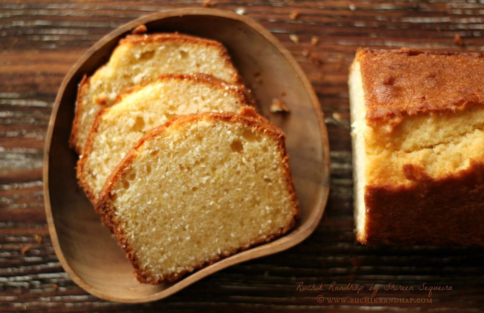 Madeira Cake Method Recipe