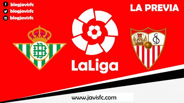 Previa Real Betis - Sevilla FC