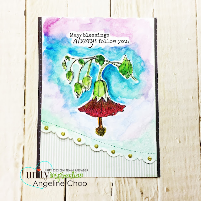 ScrappyScrappy: Unity Stamp Blog Hop with Graciellie Designs #scrappyscrappy #unitystampco #gracielliedesigns #stamp #stamping #quicktipvideo #processvideo #youtube #craft #crafting #scrapbook #scrapbooking #gansaitambi #watercolors #tonicstudios #nuvodrops #katscrappiness #katscrappinessdie #spectrumnoirsparklepen