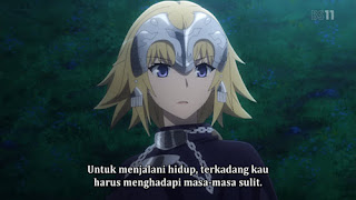 Fate/Apocrypha Episode 5 Subtitle Indonesia