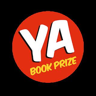 YA Book Prize logo
