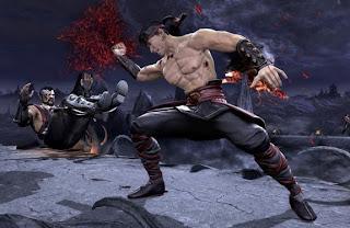 Mortal Kombat 9 Komplete Edition (X-BOX360) 2012 JTAG