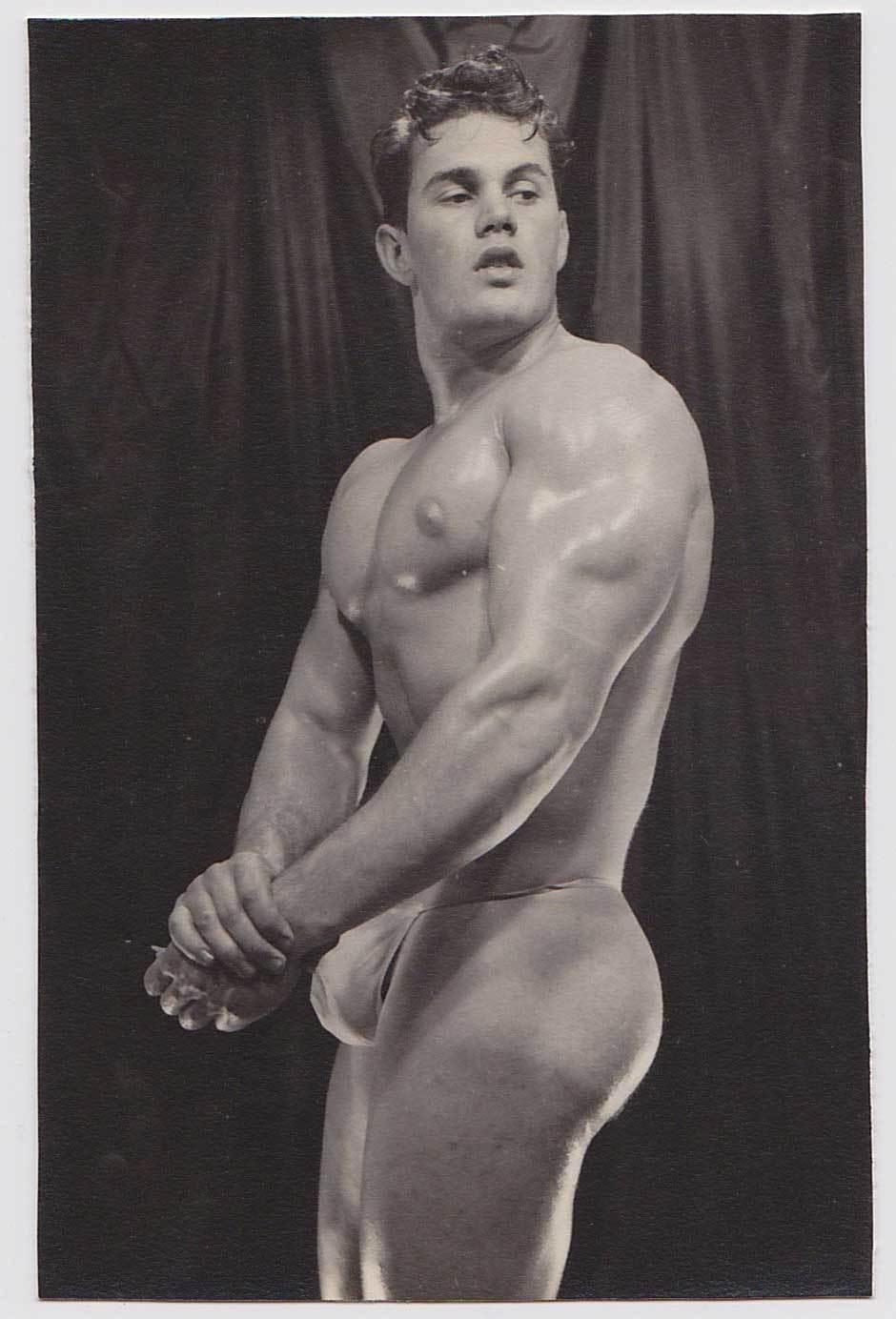 Male Models Vintage Beefcake-8192