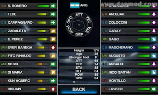 Download Winning Eleven 2018 v2 Apk for Android