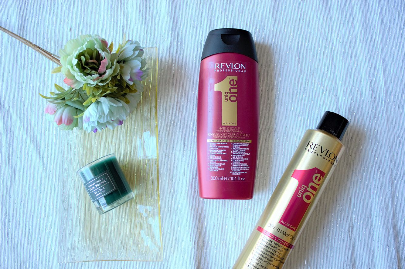 Revlon Professional - Uniq One All in 1 - shampoan i suh shampoan review