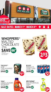 Guardian Drugs Flyer March 1 – 8, 2017