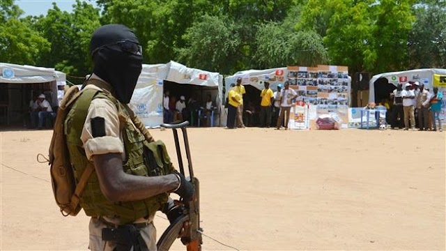 22 soldiers killed in attack on Malian refugee camp in Niger