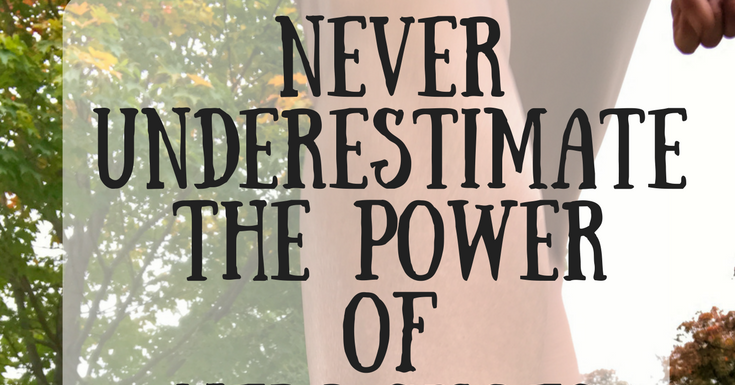 Never Underestimate The Power of NU PF