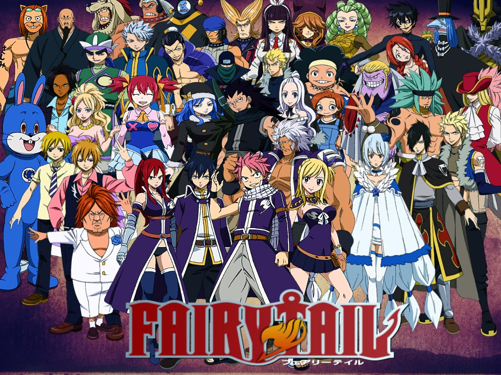 Fairy Tail To Premiere Final Anime Season In 2018