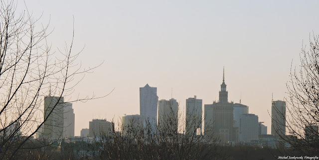 Panorama Warszawy | Michał Jankowski Fotografia